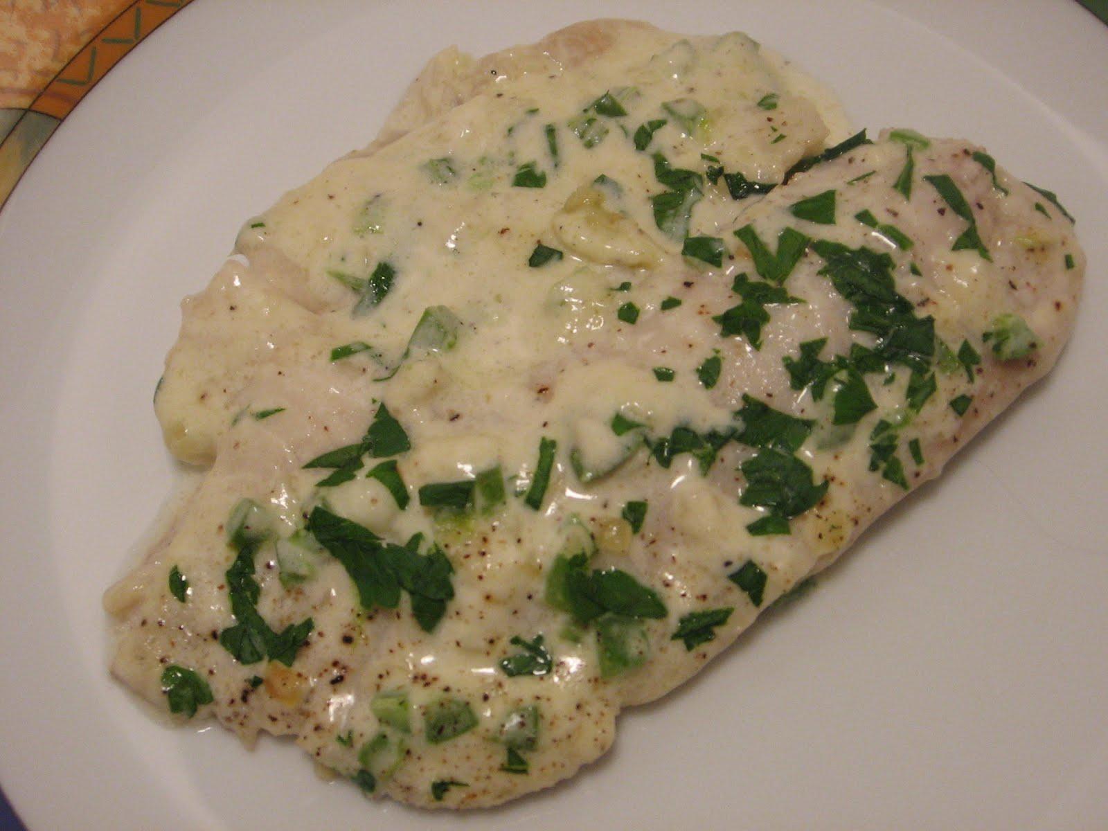 Jenns food journey tilapia in jalapeno cream sauce tilapia in jalapeno cream sauce forumfinder Images