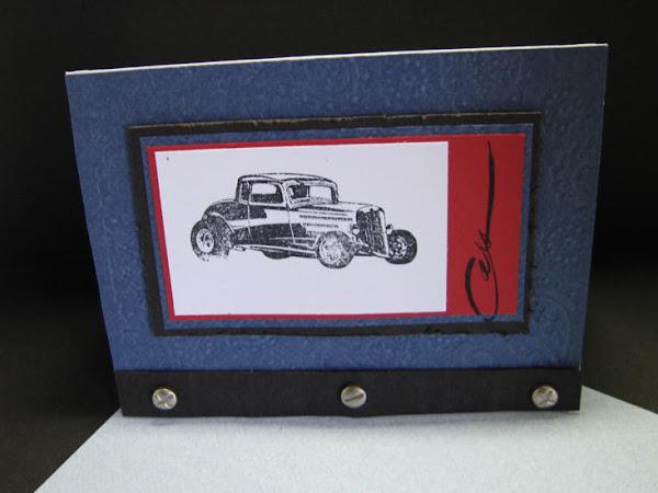 Gift Certificate WINNER & SO Jeans Cardstock