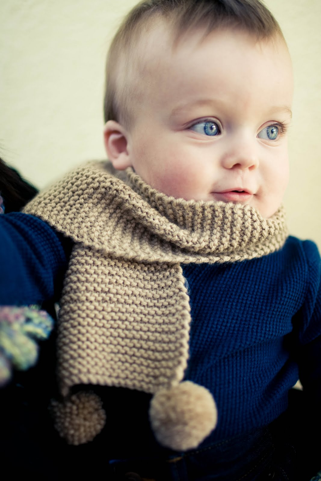 Child Scarf Knit Pattern Magnificent Design Inspiration