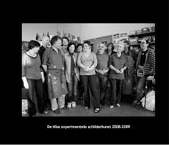 De klas experimentele schilderkunst2008-2009