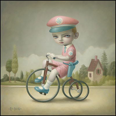 Little Boy Blue - Mark Ryden [clique para ampliar]