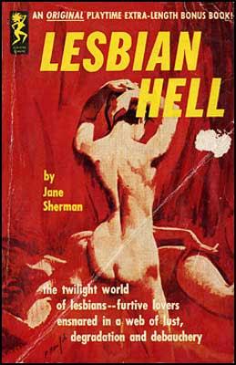 Lesbian Hell - Jane Sherman