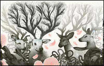 Deer - Sam Weber [clique para ampliar]