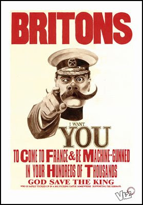 Britons, I want you - Viz