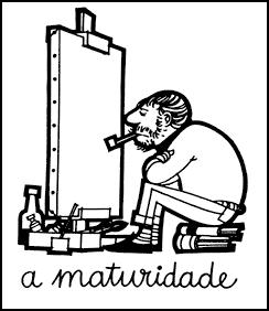 João Abel Manta - Vida de artista