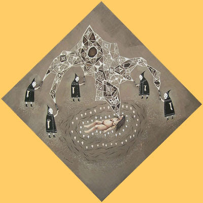 Katy Horan - Crystal magic
