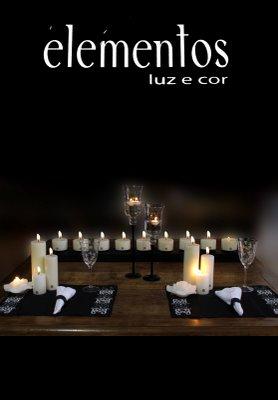 Elementos Luz e Cor