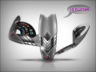 Концепт телефона LG
