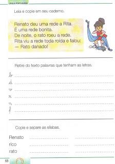 Lapis+na+m%C3%A3o(68) ATIVIDADES 2 ANO para crianças
