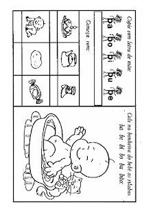 B0008 ATIVIDADES 2 ANO para crianças