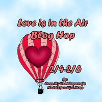 Love is in the Air Blog Hop
