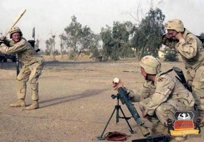 Fun in Iraq