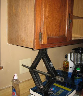 Private closet fail