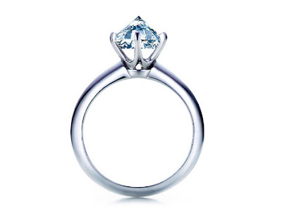 Tobias Wong Killer Engagement Ring