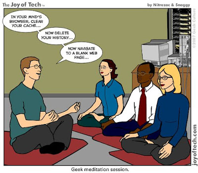 Geeker Meditation
