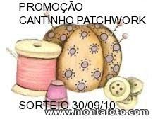 Promoção Cantinho Patchwork