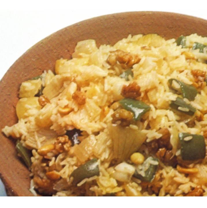 Recetas de cocina receta cocina pilaf de verduras y - Cocinar con olla express ...