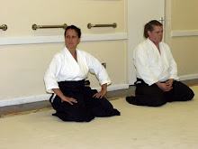 <b>Anita Wilson Sensei with Paul Zolic Sensei</b>