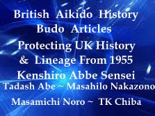 <em><strong>History of British Budo</strong></em>