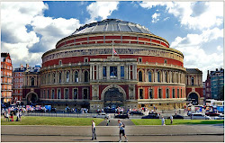 <b>The Royal Albert Hall. London</b>