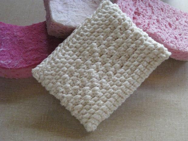 Crochet Dish Scrubbie Vtwctr