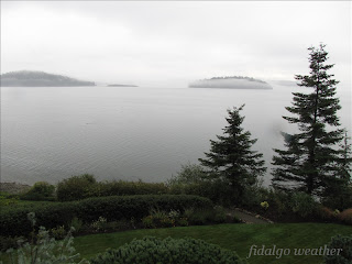 Skagit Bay off South Fidalgo Island
