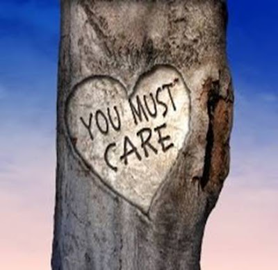 you must care