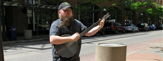 clawhammer tune of the day