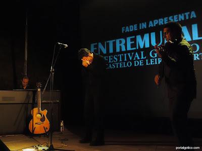 Ashram Festival Entremuralhas Leiria Portugal 2010