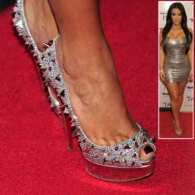 Shoes  Kardashian on This Is Just The Tip Of The Iceberg