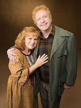Arthur and Molly Weasley