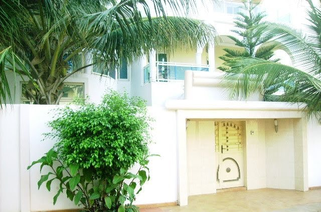 Superbe villa meubl e almadies dakar s n gal sp cial for Le jardin almadies