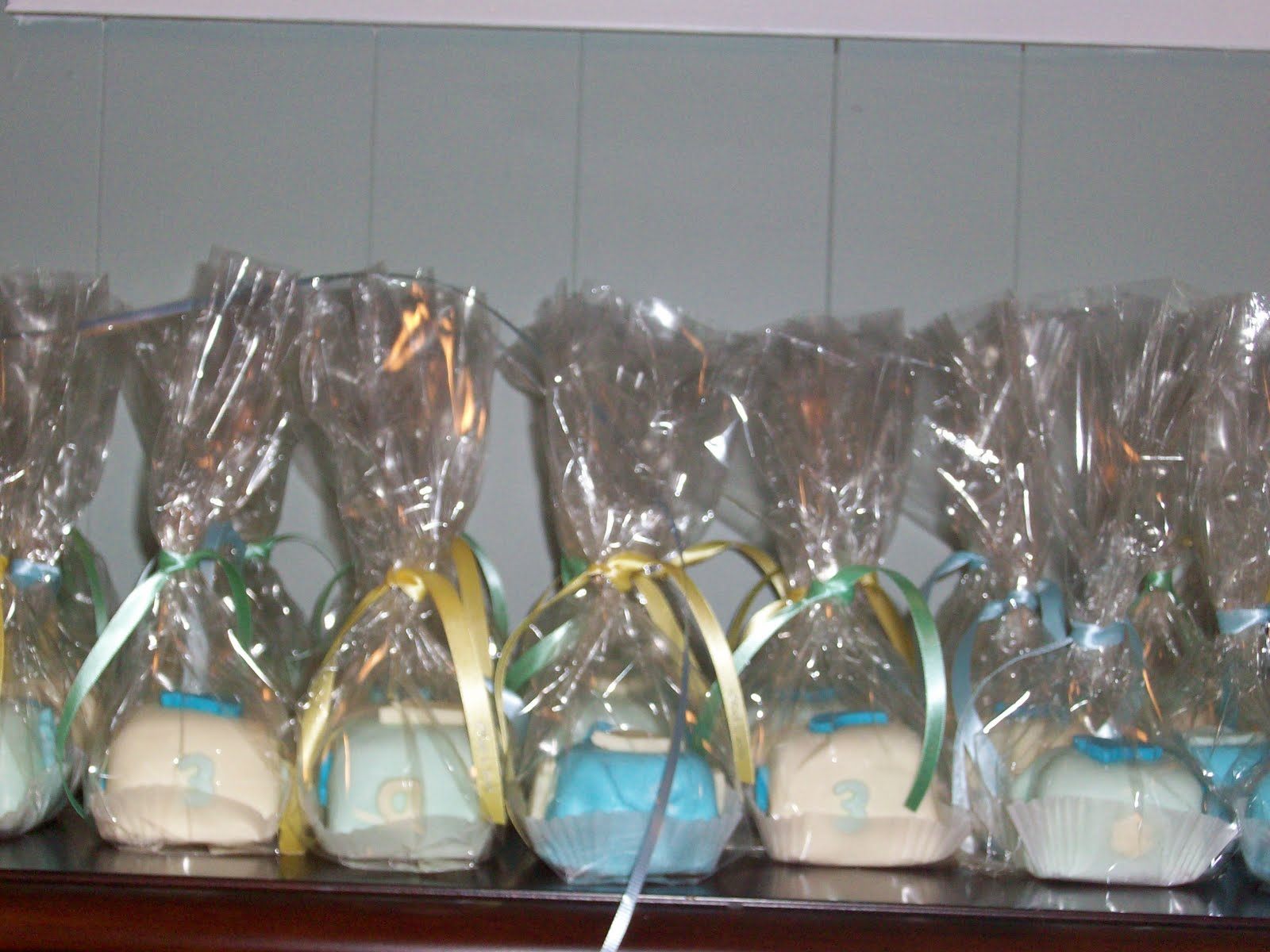 Sweet aniela 39 s - Home made baby shower decorations ...