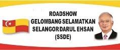 Selamatkan Selangor Darul Ehsan (SSDE)