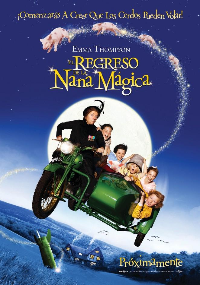 nana+magica+mcphee+nanny El Regreso de La Nana Magica [2010] [DvdRip] [Latino] [DF]