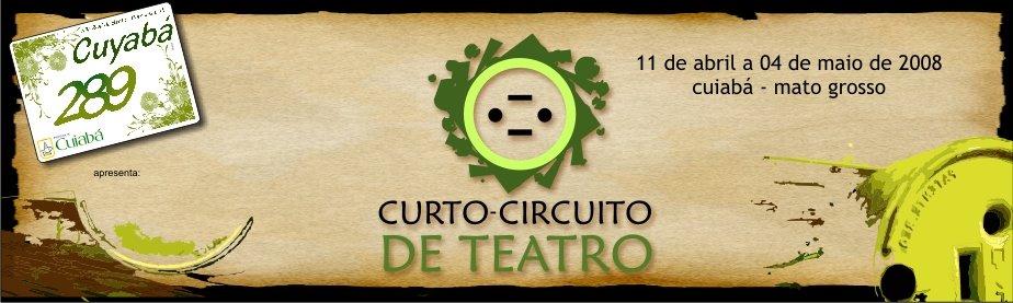 CURTO-CIRCUITO DE TEATRO