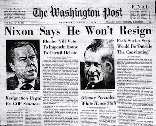 The Washington Post Online Edition Has A Very Good Series Of Web Pages On Watergate Scandal View Information At