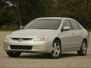 Honda Silver car hot wallpapper
