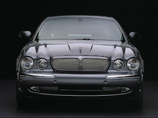 jaguar silver car hot wallpapper