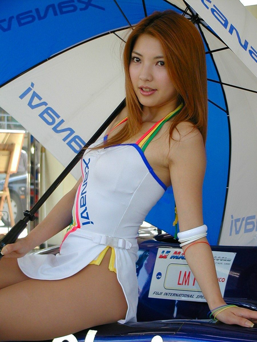 Download this Hot Umbrella Girl Model Formula picture