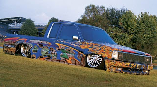mazda truck modif