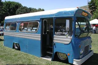 bus modification contest