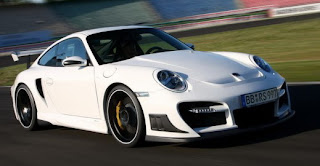 SUPERCAR : new 911 GT2 RS