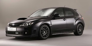 Cosworth Subaru WRX STI on CS400