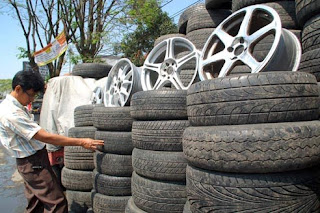 be carefull to BUY USED CAR TIRE