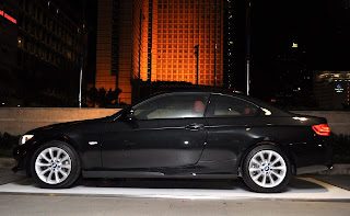 LUXURY CAR BMW 335i coupe WALPAPPER