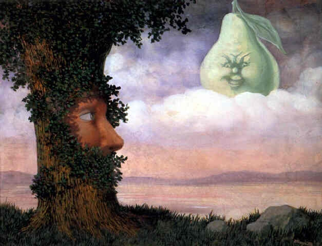 Rene Magritte (1898- 1967) resimleri ve hayat�