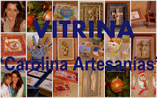 VITRINA                      ☼ Carolina Artesanías ☼