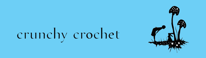 crunchy crochet