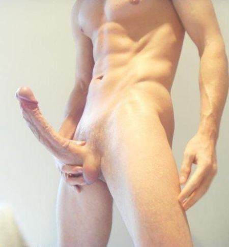 White boy huge cock